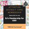 Special Offer for District 1199C Members