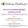 Embassy Healthcare - Job Fair