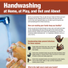 Handwashing At Home, At Play, Out and About