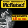 McRaise The Wage Rally - Sept. 27 @ 1:15pm