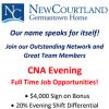 New Courtland - CNA Job Fair