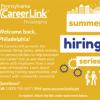 PA CareerLink Philadelphia - Summer Hiring Series
