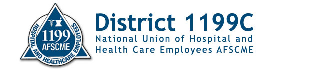 District 1199C Hospital & Health Care Employees, Philadelphia & Vicinity